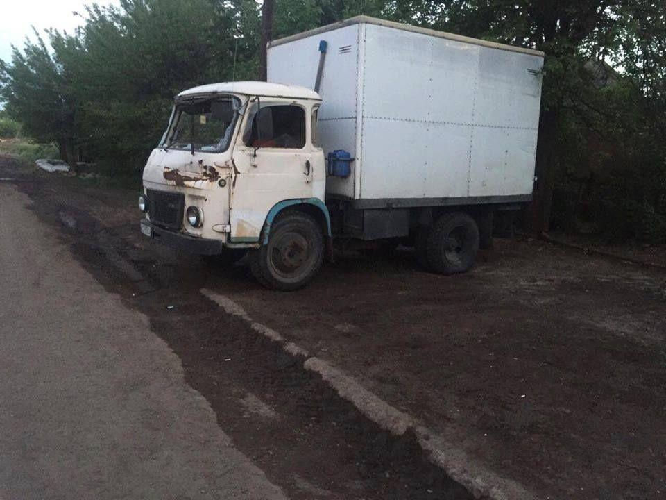 Авто с контрабандными сигаретами задержали на дороге Константиновка-Ясиноватая / фото facebook.com/pressjfo.news