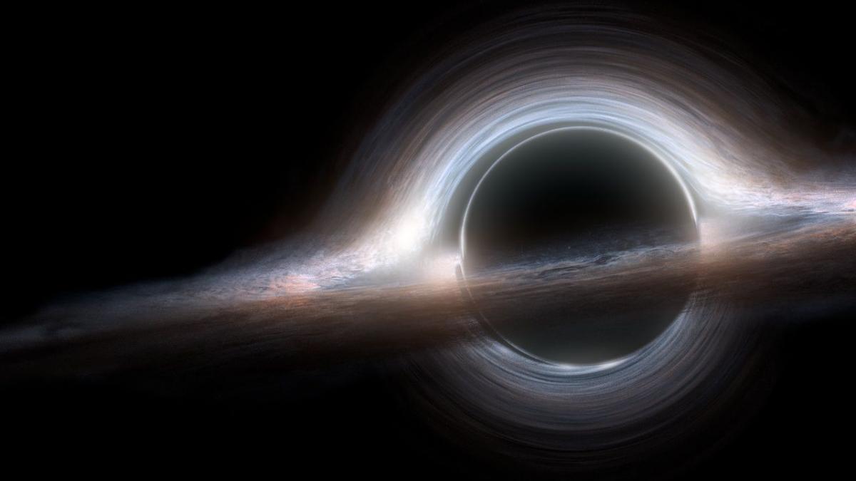 Астрономы открыли самую «голодную» из сверхмассивных черных дыр / фото naked-science.ru