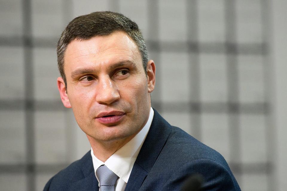 У січні цього року мер столиці Віталій Кличко доручив призупинити будівельні роботи на вулиці Малишка / kyivcity.gov.ua