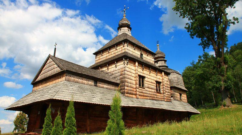 Старейшую деревянную церковь на Львовщине отреставрируют / prykordonnya.info