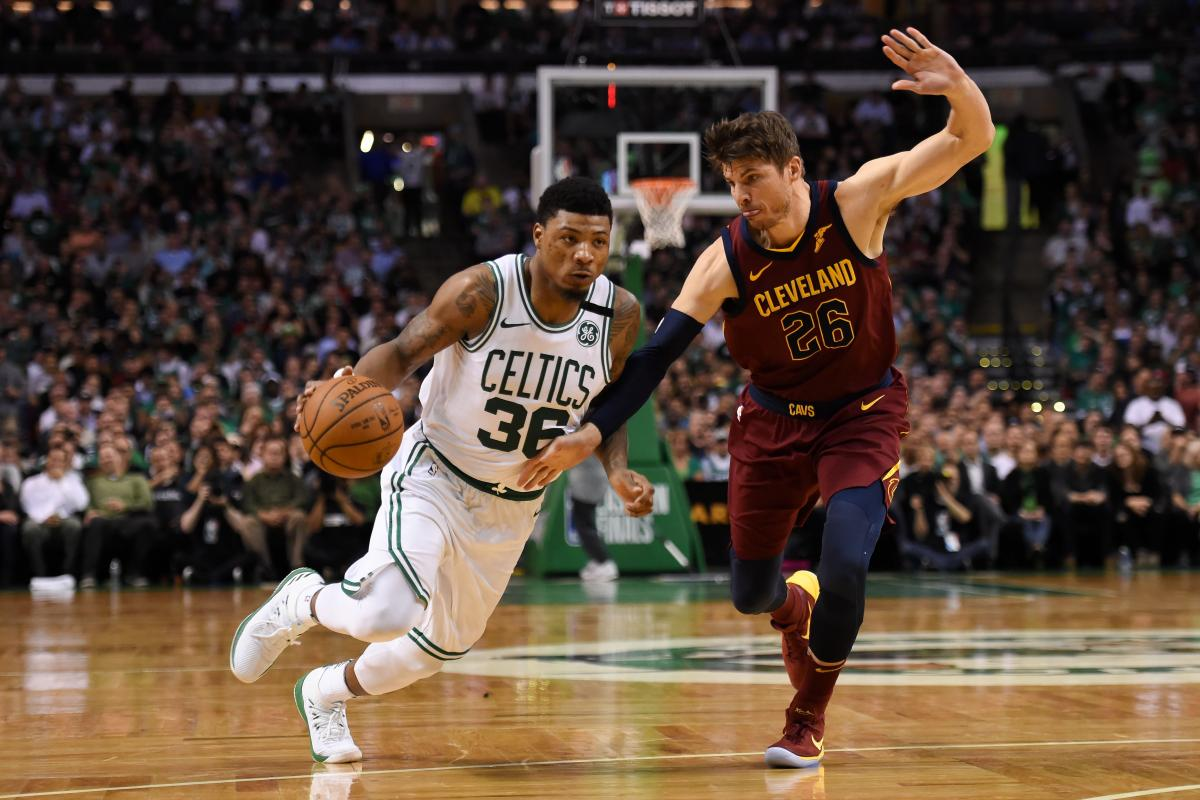 """""""Бостон"""" обыграл """"Кливленд"""" во втором матче серии / Reuters"""