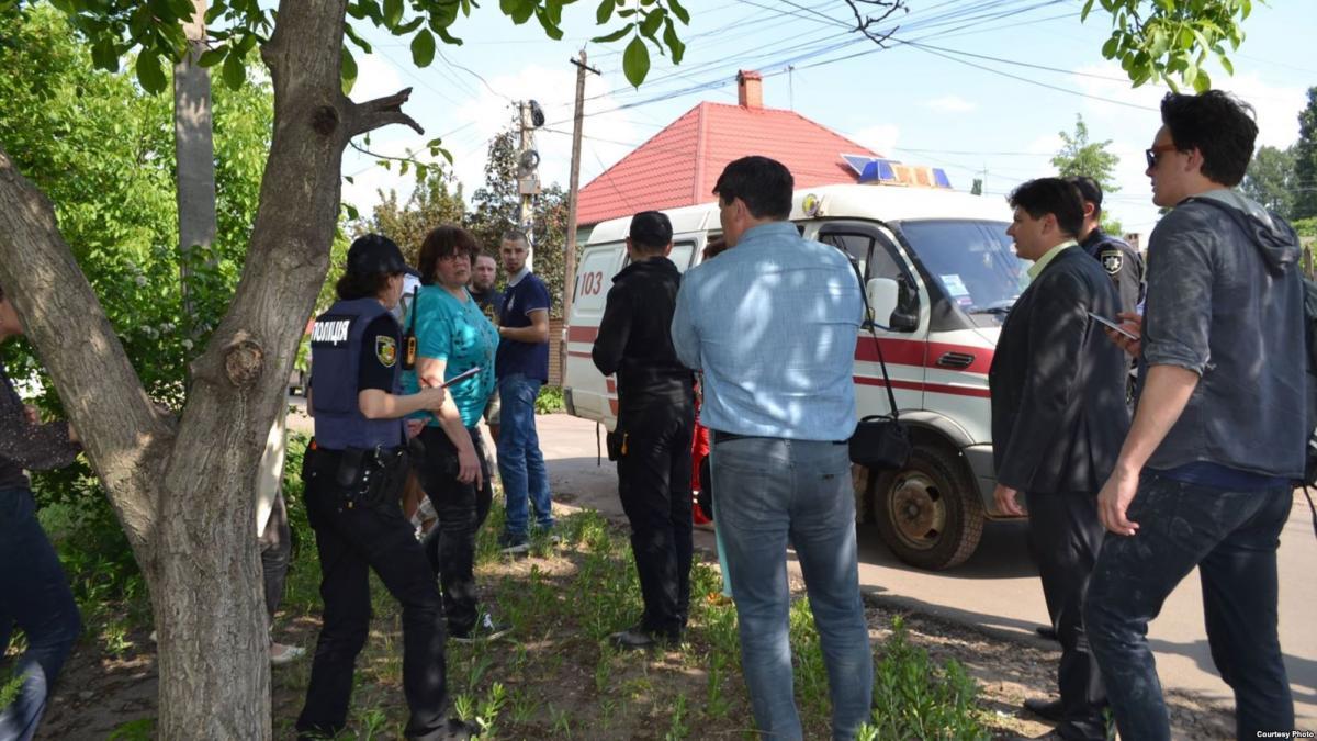 Сторони конфлікту ще подають заяви до правоохоронних органів / фото radiosvoboda.org