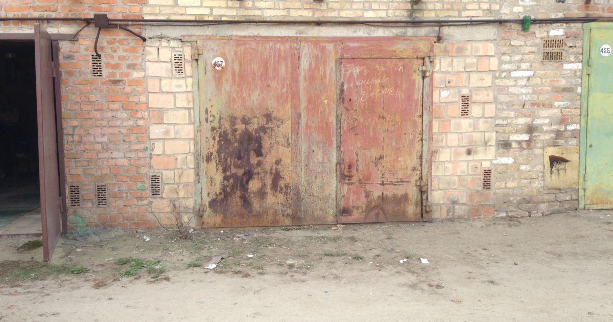 Посадовця знайшли в гаражі / Ілюстрація ТСН