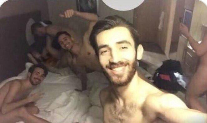Пятеротурецких спортсменов устроили оргию в российском отеле / twitter.com