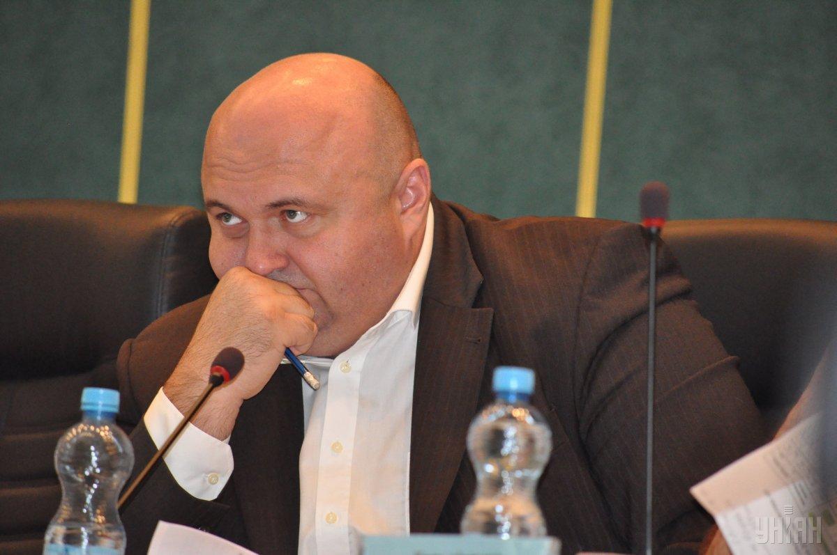 Александр Корнийчук объявил об отставке / фото УНИАН