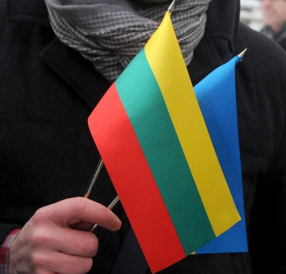 Украина вошла в топ-5 стран, с которыми у Литвы хорошие отношения \ фото УНИАН