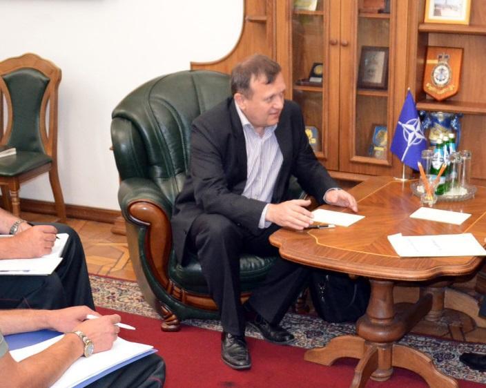 Скандал с полковником Пеликаном уже навредил репутации и НАТО, и Чехии / Фото mil.gov.ua