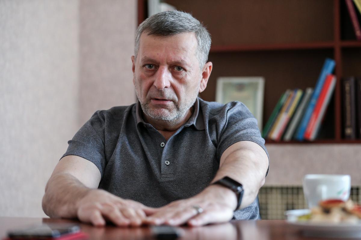 Чийгоз рассказал о взаимодействии с Министерством иностранных дел / фото УНИАН