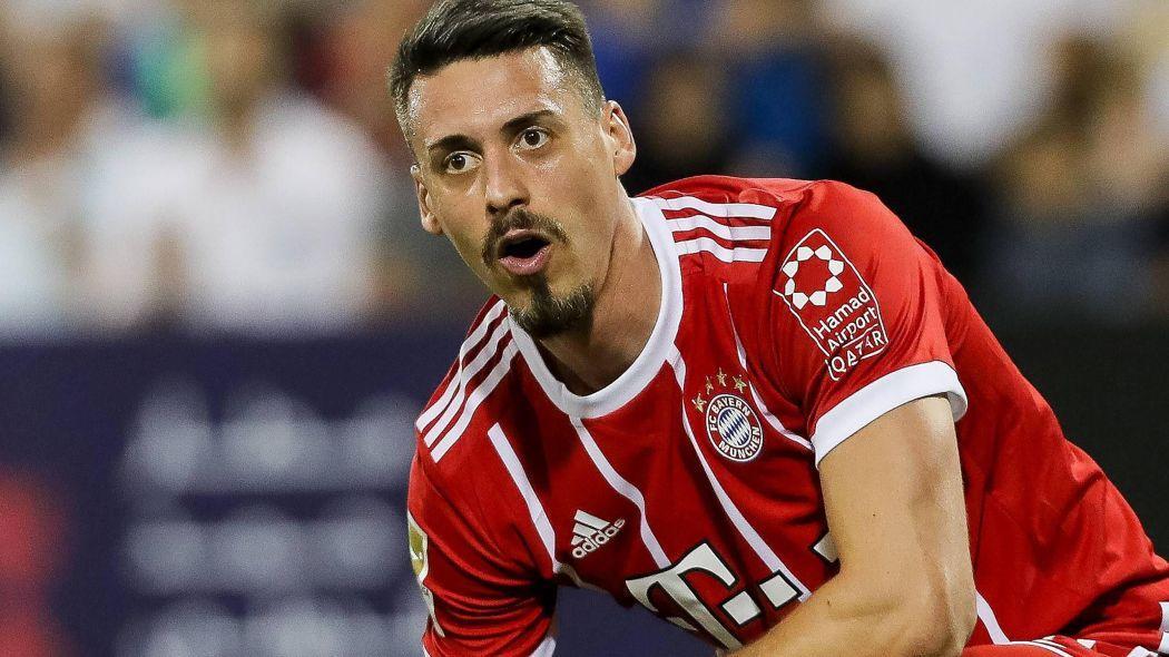 Сандро Вагнер не попал в состав сборной Германии на ЧМ-2018 / Eurosport