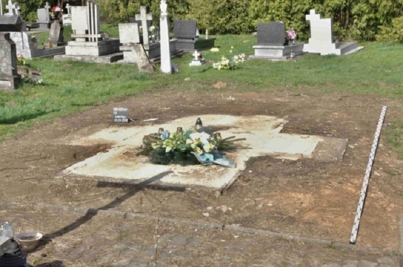 Археологические работы на кладбище в Грушовичах должны провести 24-25 мая / Фото ipn.gov.pl