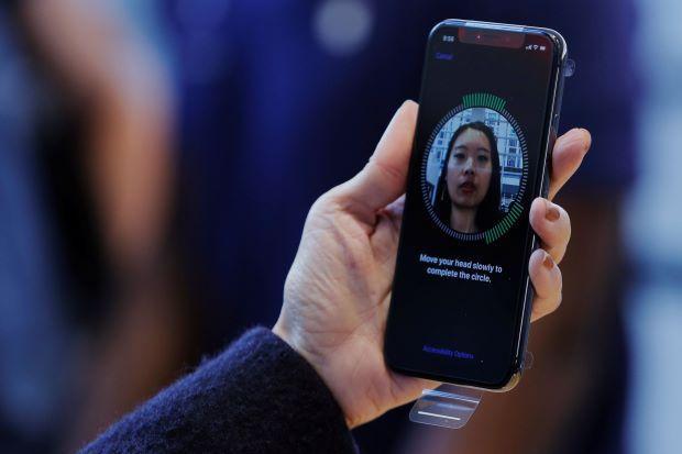 Apple хочет усовершенствовать технологию Face ID / REUTERS