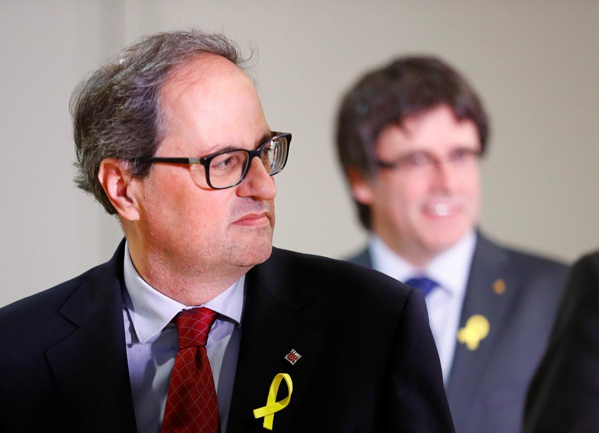 Суд Бельгии отказался выдать Испании экс-министров Каталонии