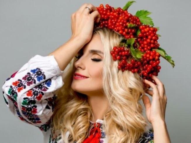 Ірина Федишин привітала своїх шанувальників в соцмережі / Instagram