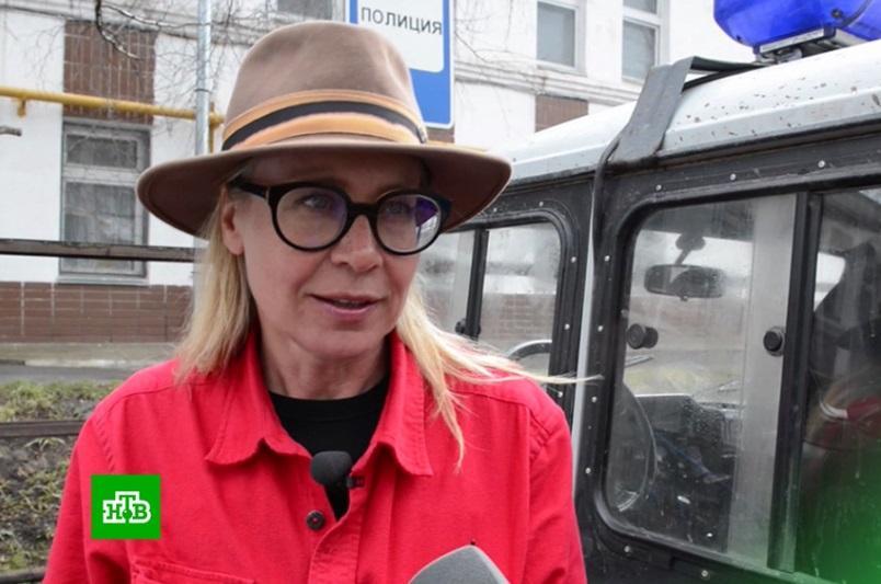 Француженка искала на Урале вдохновение и стала жертвой насилия / Кадр из видео НТВ