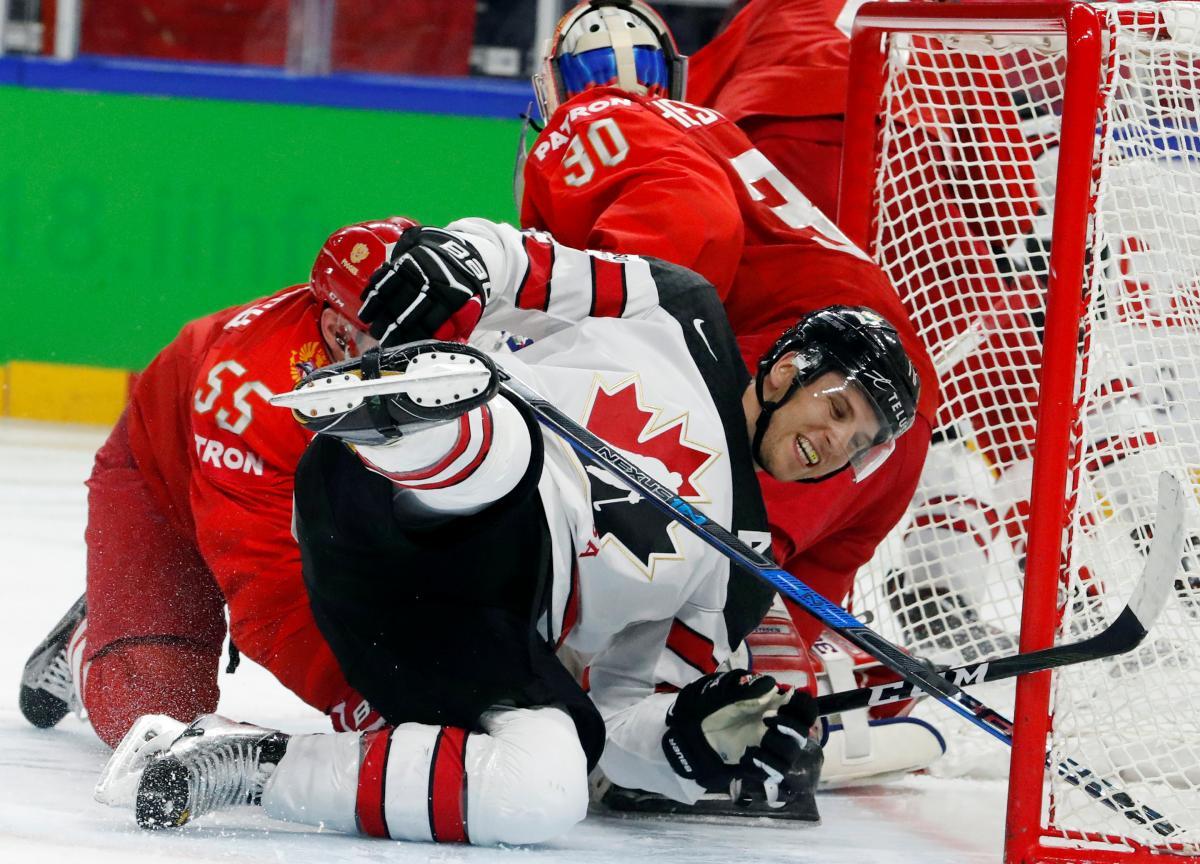 Росія - Канада - 4:5 / REUTERS