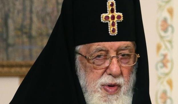 Патріарх Ілія ІІ / rferl.org