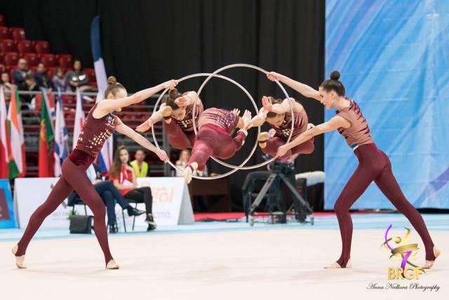 Украинские гимнастки успешно выступили на турнире в Израиле / ukraine-rg.com.ua