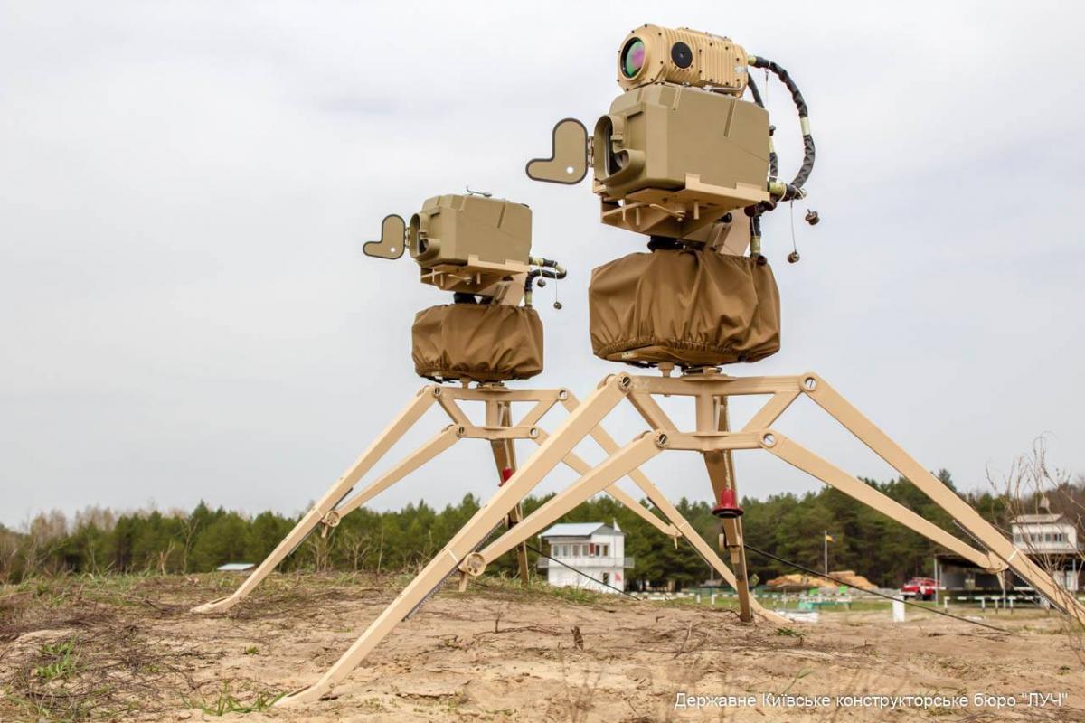 Протитанкові ракетні комплекси «Скіф» / facebook.com/kbluchua