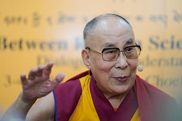 Далай-лама XIV / savetibet.ru