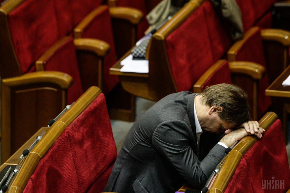 Пономарев утверждает, что журналисты спровоцировали его / Фото УНИАН