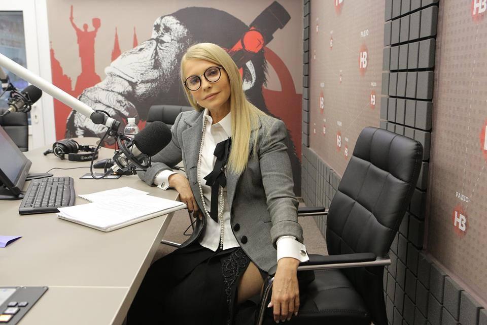 Комментаторы оценили образ Тимошенко / Евгений Кузьменко в Facebook