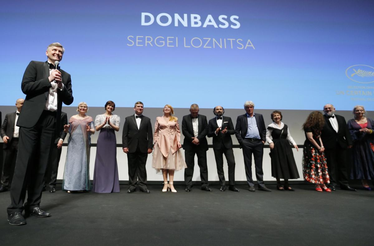 Sergei Loznitsa/ REUTERS