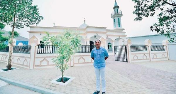 Бизнесмен-христианин подарил рабочим-мусульманам мечеть / islam-today.ru