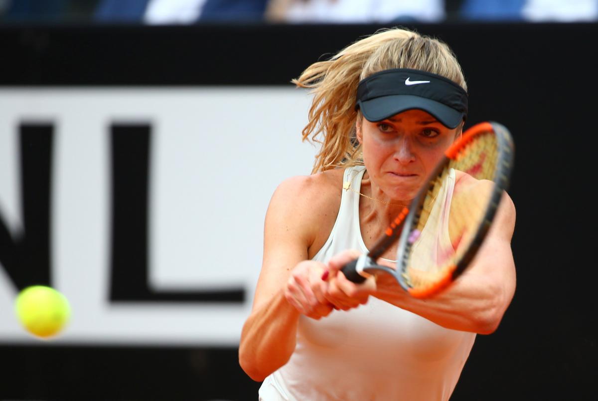Свитолина вышла в финал турнира в Риме / Reuters