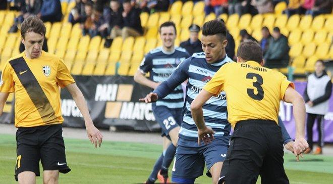 Александрия обыграла Олимпик в заключительном матче сезона УПЛ / Футбол 24