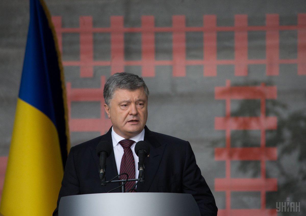 Порошенко заявил, что Украина выйдет из всех договоров в рамках СНГ / фото УНИАН