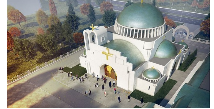 В Варшаве открыли первый православный храм за 100 лет / radiopolsha.pl