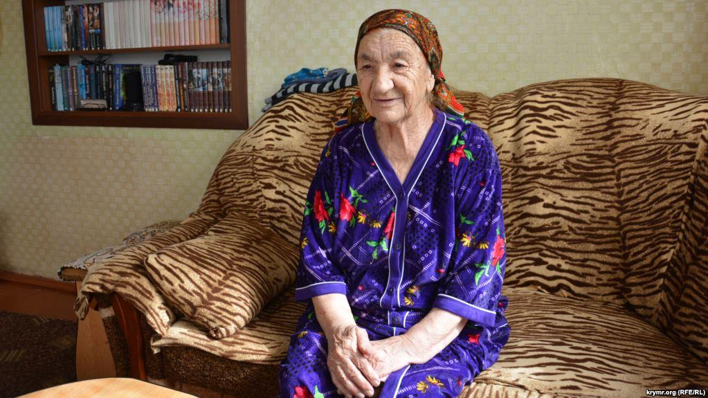 Умерла ветеран крымскотатарского национального движения Нурие Биязова / фото krymr.org