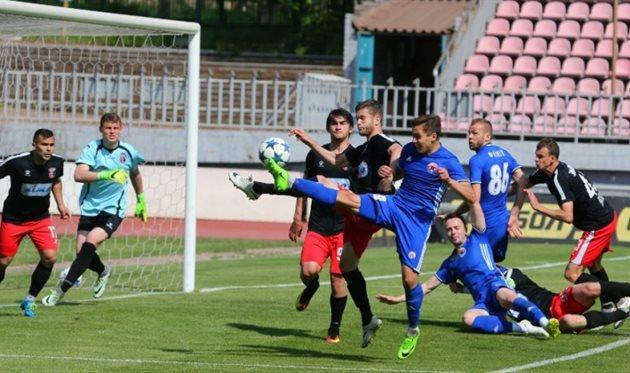 Верес - Маріуполь / football.ua