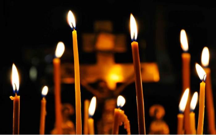 Патриарх Кирилл молится за раненых и погибших в вооруженном нападении на храм в Грозном / pravsobor.kz