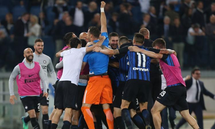 """""""Інтер"""" завоював путівку в Лігу чемпіонів / calciomercato.com"""