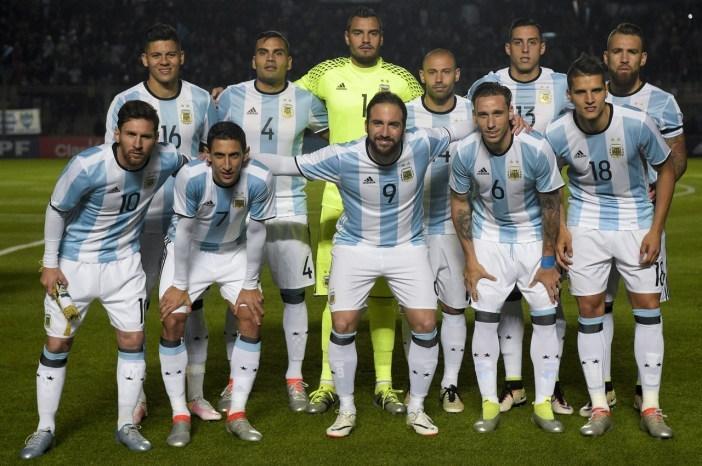 Збірна Аргентини / MustShareNews