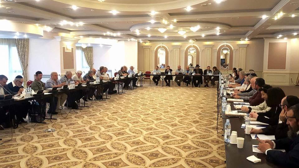 Руководители еврейских общин призвали наказать виновных в антисемитских преступлениях / facebook.com/eduard.dolinsky