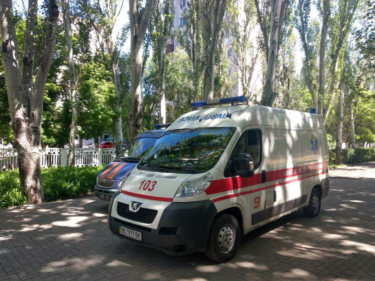 Двое детей в результате ЧП в школе Николаева попали в реанимацию / фото 0512.com.ua
