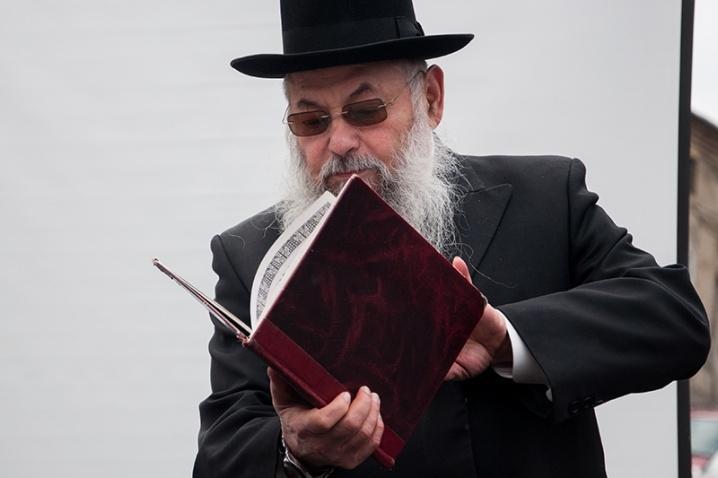 Пішов з життя головний рабин Чернівецького регіону Ноах Кофманський / promin.cv.ua