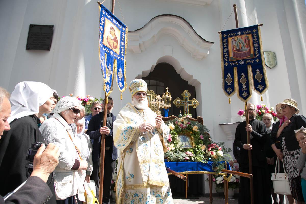 В Беларуси торжественно отметили день Жировичской иконы Божией Матери / church.by