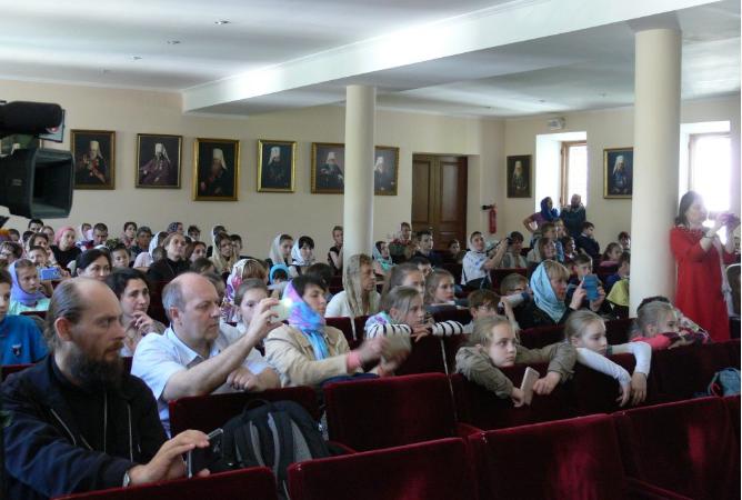 Акция «Паломничество к истокам веры» / kdais.kiev.ua