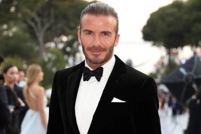 Бэкхем грубо нарушил нормы этикета на королевской свадьбе / Reuters