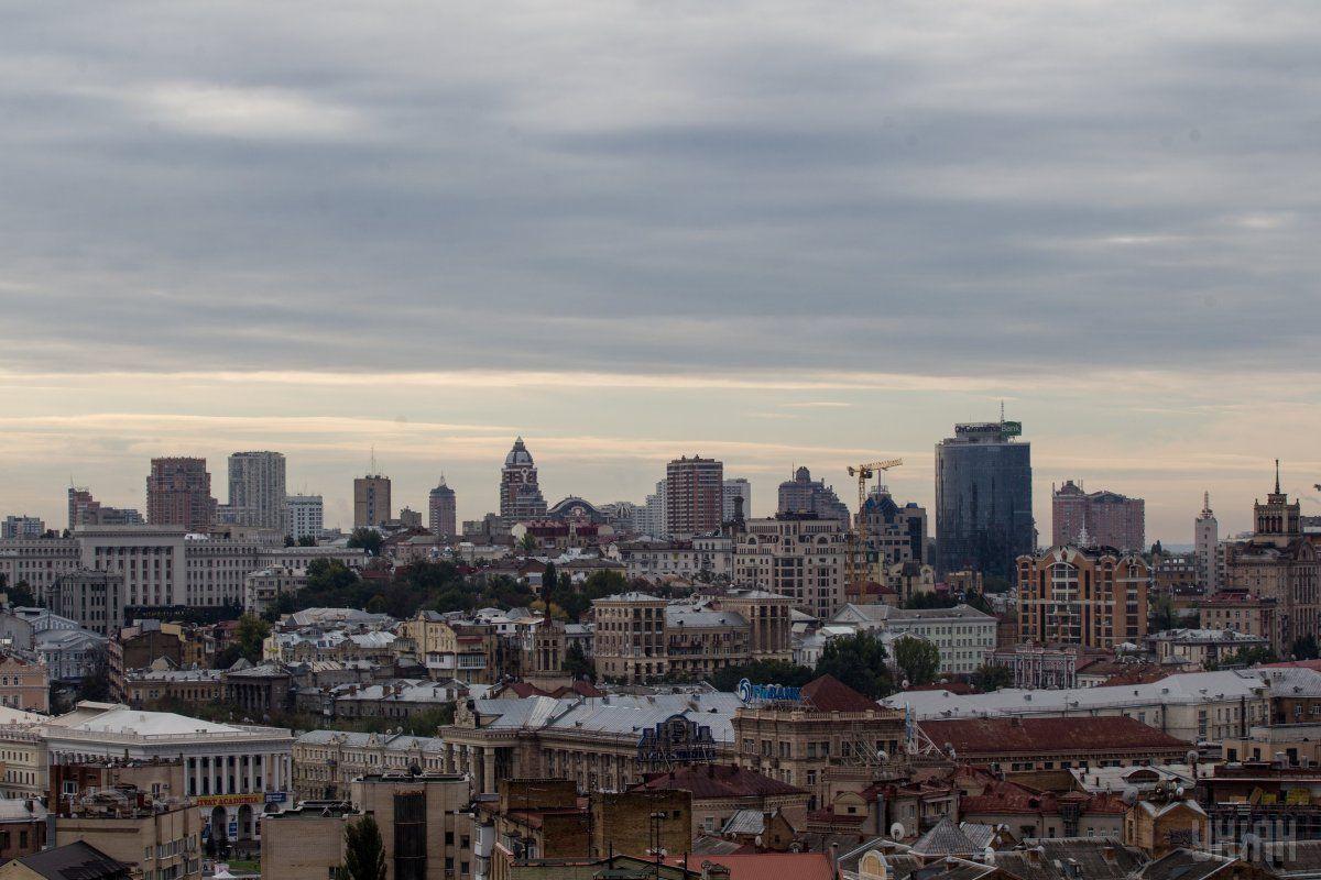 К 22 июня в Киеве будут благоприятные условия для загрязнения воздуха \ фото УНИАН