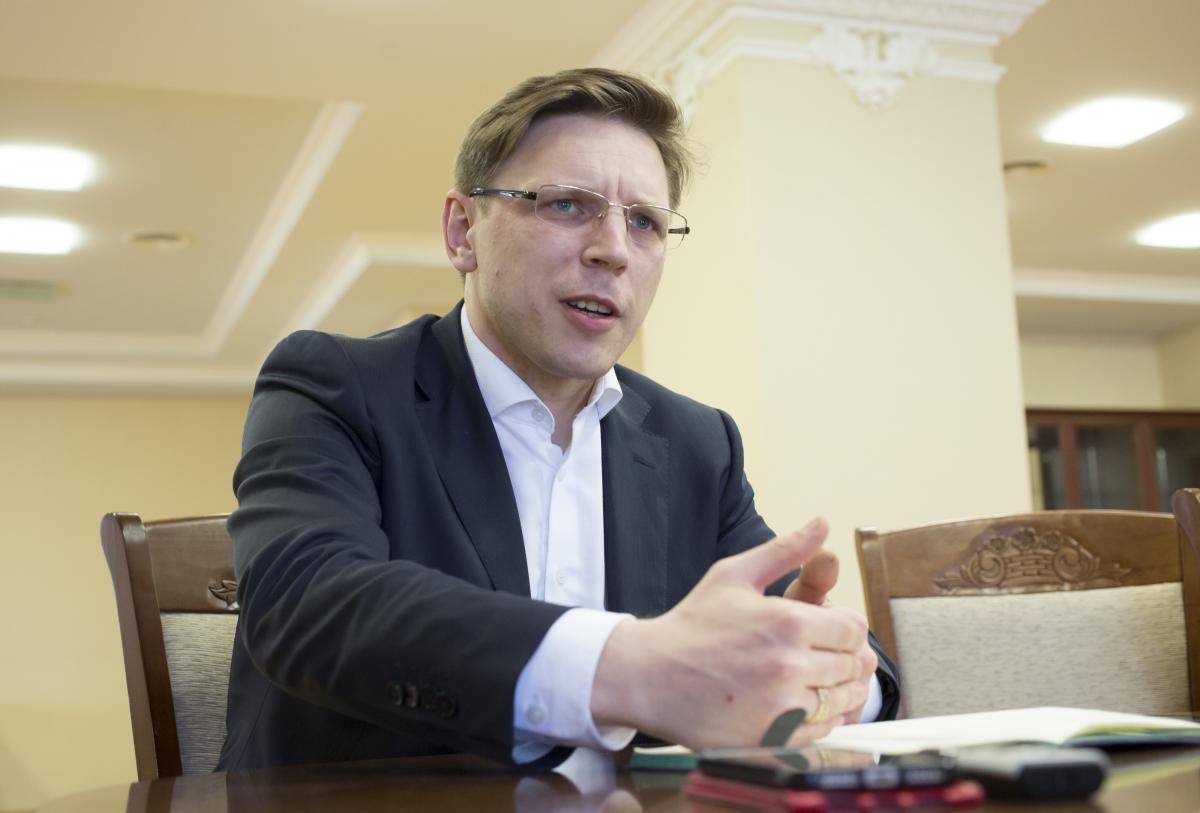 На думку Кузьо, Україні не вистачає комплексного бачення екологічної політики/ фото УНІАН