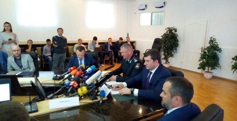 Брифинг руководителей МВД о спецоперации / sportarena.com