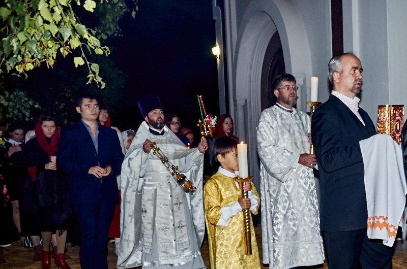 Фото из архива Сергиевского храма в Йоханнесбурге