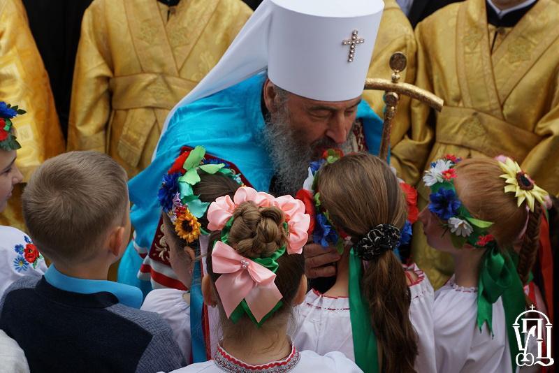 """""""Чистая вера помогает правильно организовать свою жизнь"""" / news.church.ua"""