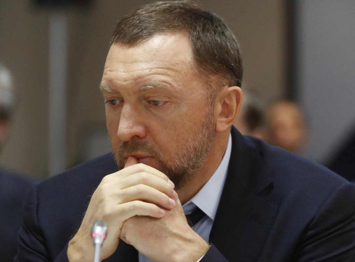 Олег Дерипаска / фото REUTERS