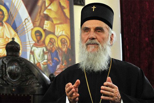 Патриарх Ириней / Senica.ru