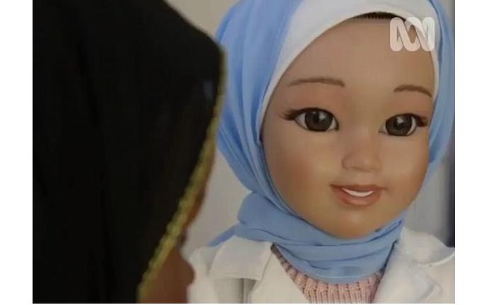 Серию кукол в хиджабах создали в Австралии / АВС